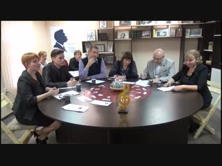 Финальная игра интеллектуального турнира коношских краелюбов