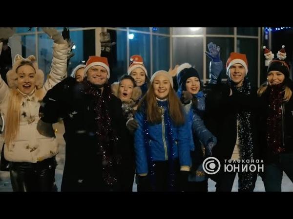Илья Афенченко и Владимир Турчан - Колдовала зима (Мюзикл За час до..., телеканал Юнион)