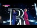 VIXX LR - Beautiful Liar (150822/ Music Core)