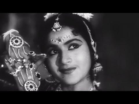 Haye Tu Hi Gaya Mohe Bhool Re - Classic Hit Hindi Song - Vyjayanthimala, Kumari Kamala - Kath Putli