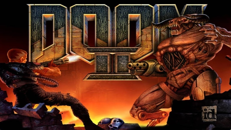 Doom II № 20 - Gotcha!