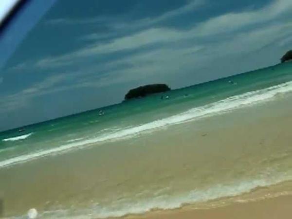Пхукет, пляж Ката волны в начале октября