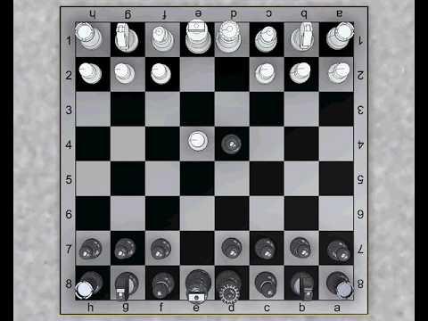 Анимация в Inventor. Игра в шахматы.