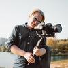 Filmmaker Maxim Usov   Moscow