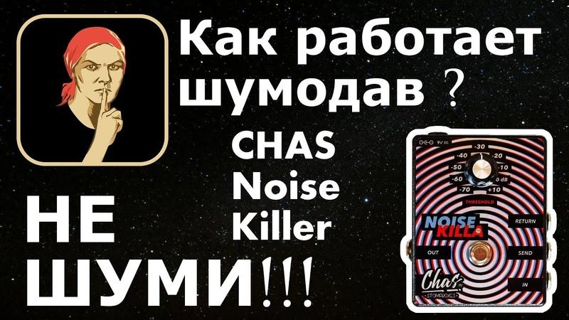 Почему нельзя подключать шумодав после.. (CHAS Noise Killer)