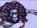 Лев и девять гиен Великолепный мультик
