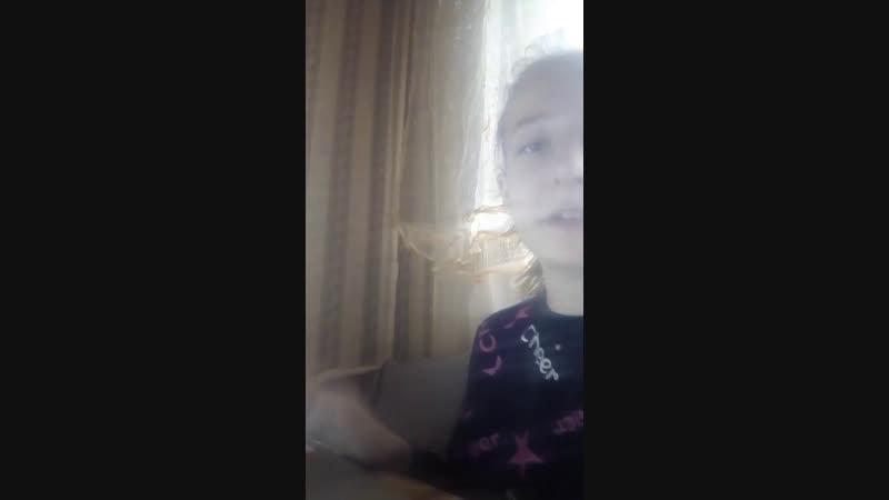 Надя Кашина - Live