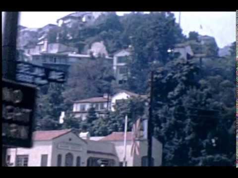 Hollywood Sunset Blvd, Ciros Dinos - 1962