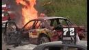 2018 Gander Demolition Derby - Big Car Heat