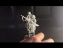 Unpack 2 миниатюры по моему концепту, скульпт - James W Cain