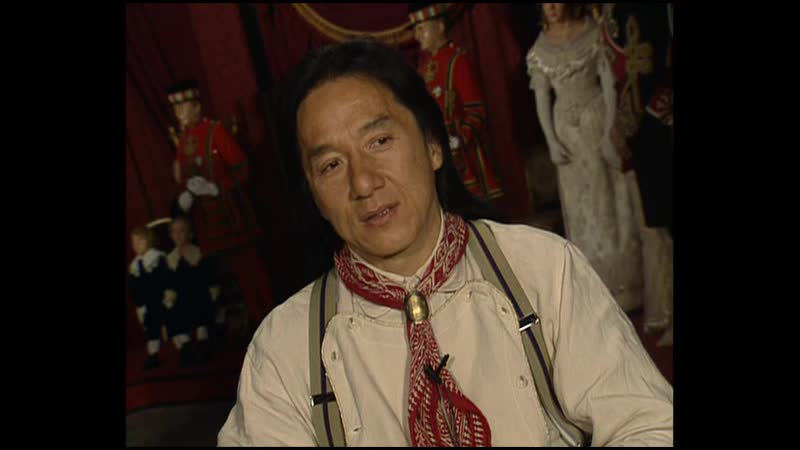 Jackie Chan Interview SK