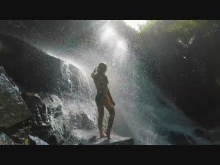 Убуд, водопады, горячие источники, White Sand Beach - Part 4