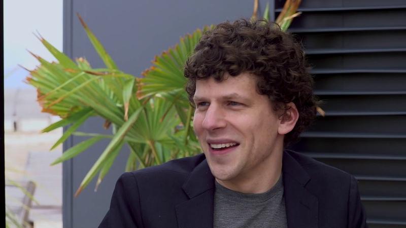 Entretien croisé entre Jesse Eisenberg Félix Moati (VIVARIUM)