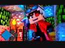 Demaster НОВАЯ МИНИ ИГРА НА КРИСТАЛИКСЕ! БИТВА МУРАВЬЕВ В МАЙНКРАФТЕ AntWars Minecraft