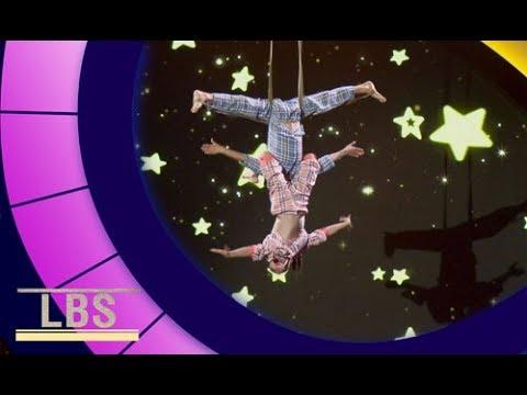 Meet Aerial Acrobats only 7 10 years old! | Little Big Shots Aus Season 2 Episode 3