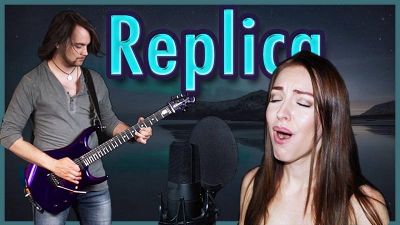 Sonata Arctica - Replica ( Minniva feat Quentin Cornet ) Cover collab