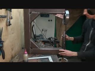 Английское колесо своими руками / English wheel homemade DIY fyukbqcrjt rjktcj cdjbvb herfvb / english wheel homemade diy