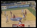 1995 ЦСКА (Москва) - Олимпиакос (Греция) 95-65 Евролига, 1/4 финала, 1-й матч, обзор