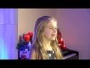 РОЖДЕСТВА ОГНИ Аня Павлова — США Детские Рождественские песни 2018
