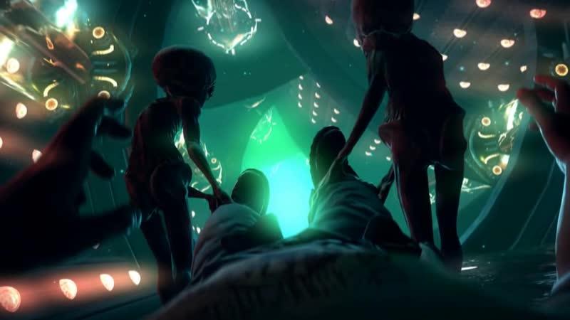 Очень близкие контакты третьего вида .UFO .Похищения людей.№1