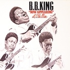 """B.B. King альбом Live """"Now Appearing"""" At Ole Miss"""