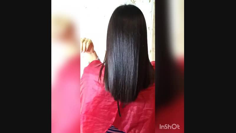 Красота!Девочки кто хочет процедуру Ботокс для волос 👉 id62584804