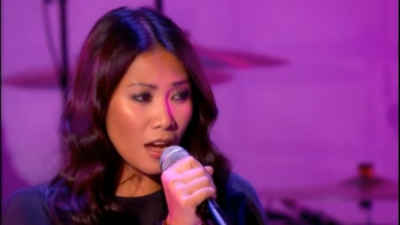 Anggun Tina Arena - No More Tears (Enough Is Enough) Live 2013