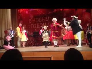 ГОЛЫЙ КОРОЛЬ 2016 ВЕРДИ ПОЛИНА