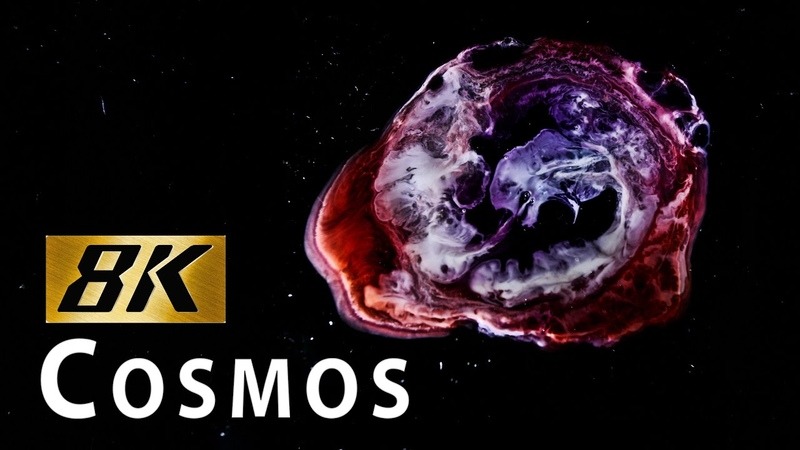 CREATING THE COSMOS in 8K with Canon 5DS | SHANKS FX | PBS Digital Studios