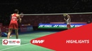 DAIHATSU YONEX JAPAN OPEN 2018 Badminton WS F Highlights BWF 2018
