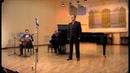 Д. Бородаев Любовь и смерть - вокальный цикл на стихи Хуана Рамона Хименеса
