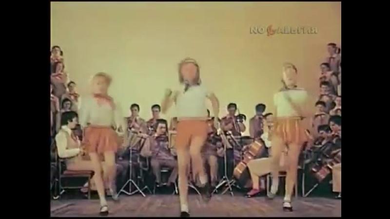 1982г Этот час волшебный. Детский хор. Лентелефильм. Док. фильм СССР.
