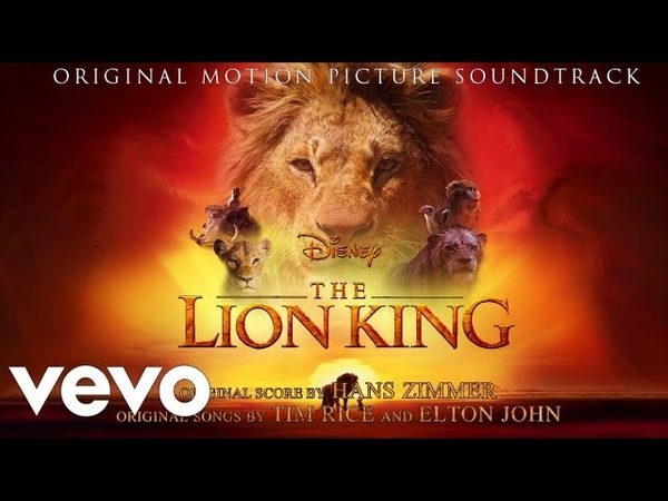 Hans Zimmer - King Of Pride Rock/ Circle Of Life (Finale) (From The Lion King/Audio Only)