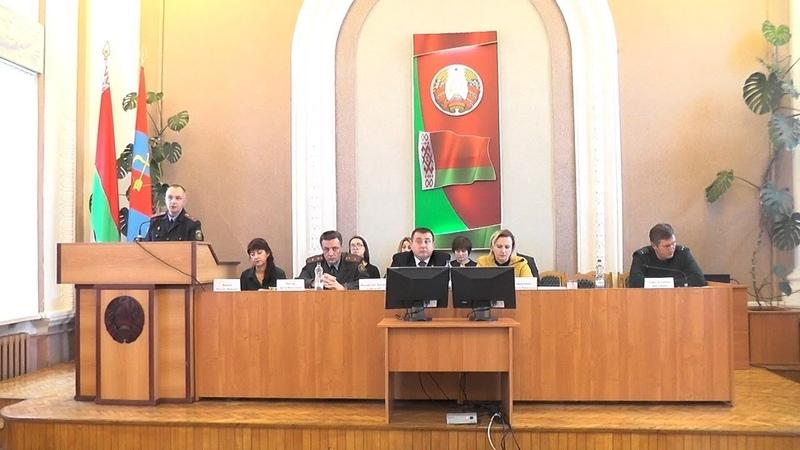 Вопросы детского травматизма и преступности обсудили на конференции в Пинском районе