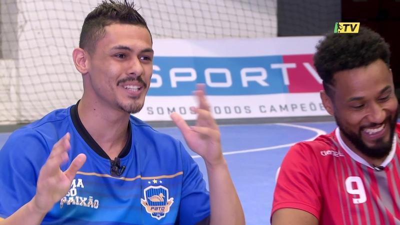 Marcelo Rodrigues bateu um papo com Well e Jé