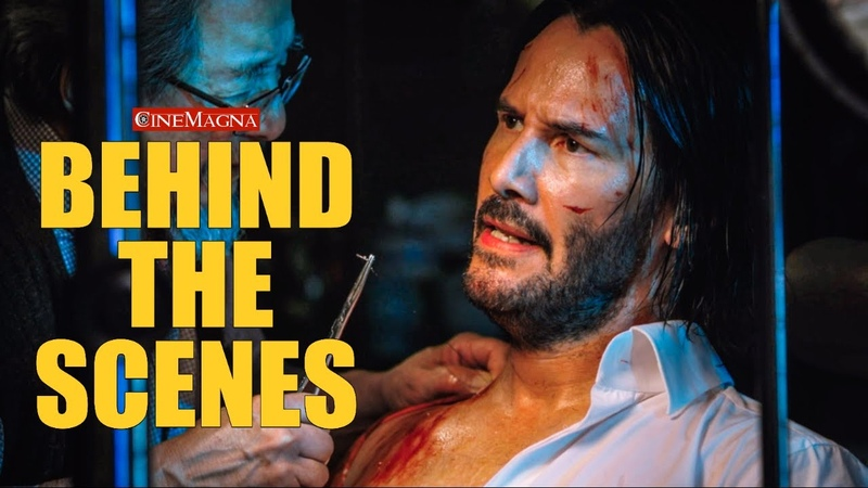 The Making Of John Wick: Chapter 3 Parabellum (Behind The Scenes)
