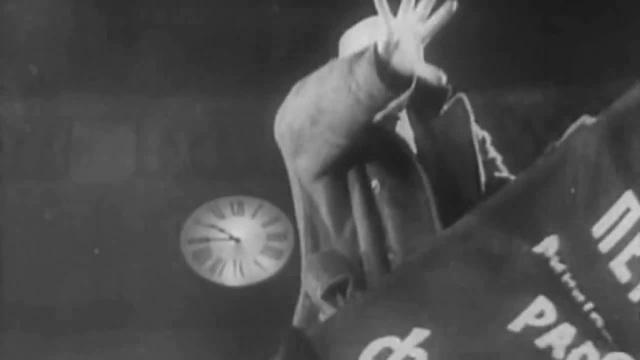 7 November 1917, the Great October Socialist Revolution