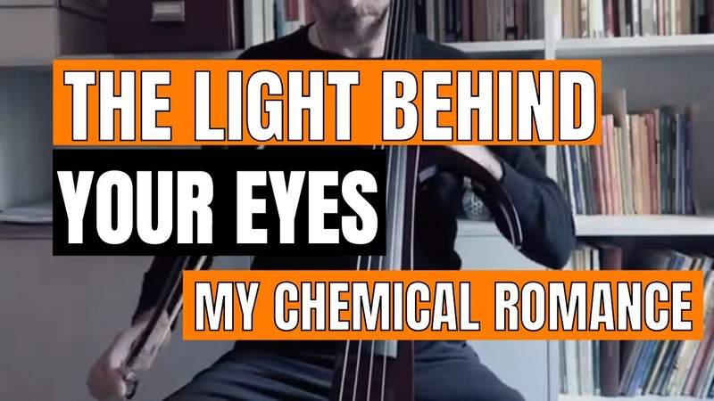 My Chemical Romance - The Light Behind Your Eyes for cello and piano (COVER)