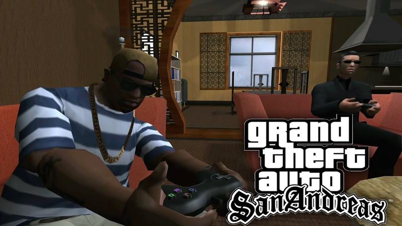 Grand Theft Auto San Andreas ► СТРИМ 10