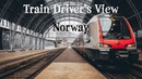 Train Driver's View: FLIRTing back to Voss and parking it on track 20