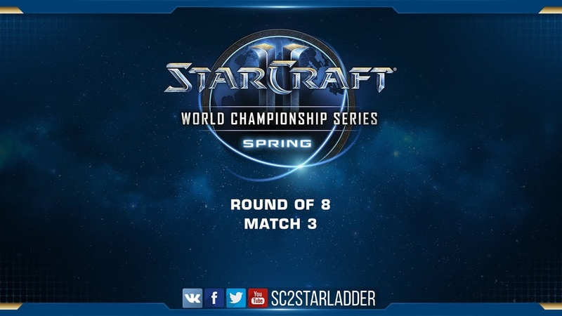 2019 WCS Spring Playoff Ro8 Match 3: Serral Z vs TIME T