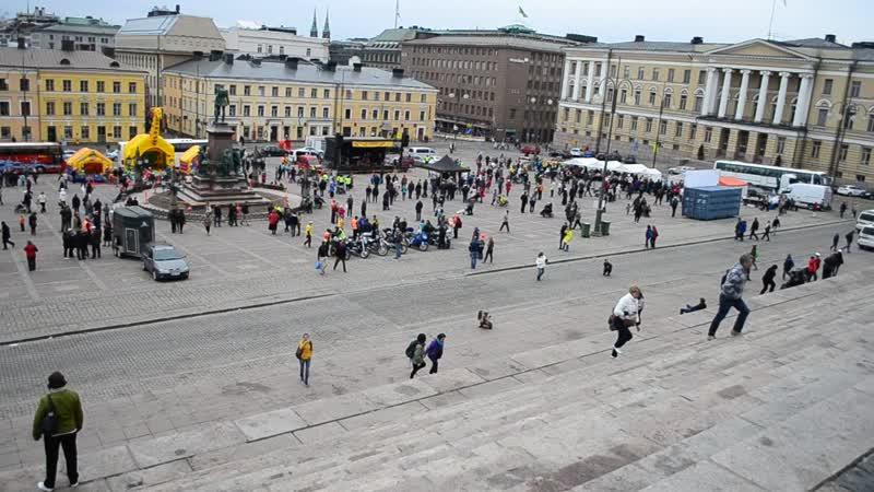 Автобусно паромный тур Санкт Петербург Хельсинки Турку Стокгольм 1 3 мая Хельсинки Финляндия Сенатская площадь