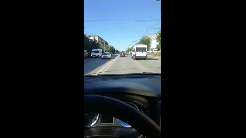 Едем с дачи, Тихон за штурмана, час пик))