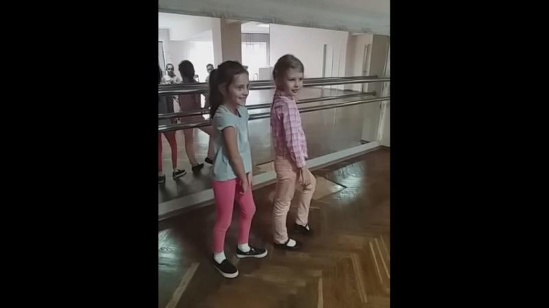 занятия в детской гр Имидж центр