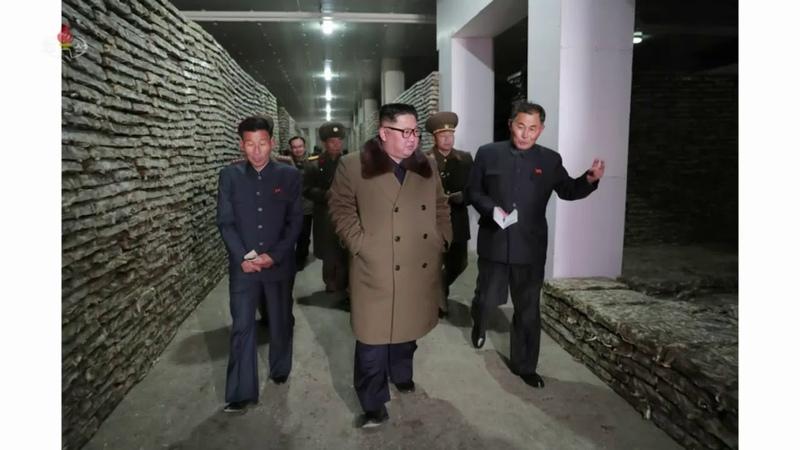 КЦТВ HD: Товарищ Ким Чен Ын лично руководил на месте делами рыбпромхозов региона Восточного моря
