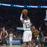 """Boston Celtics on Instagram Morris is on 🔥🔥🔥"""""""
