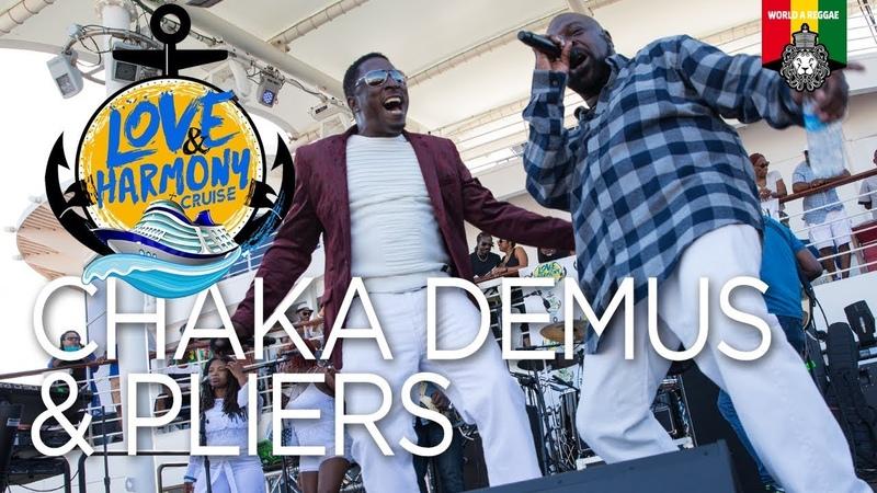Chaka Demus Pliers Live at the Love Harmony Cruise 2018