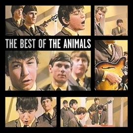 The Animals альбом The Best Of The Animals