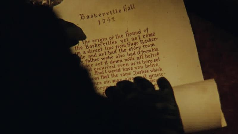 Приключения Шерлока Холмса и доктора Ватсона. Собака Баскервилей. 1 серия.