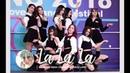 [FANCAM] intro WEKI MEKI 위키미키 - La la la dance cover by Girls Line